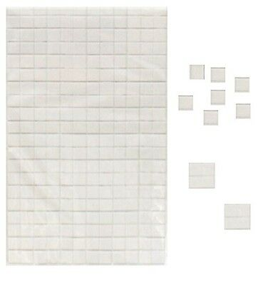 Double Sided Adhesive 3D Foam Squares Pads Small 5mm CHOOSE QUANTITY