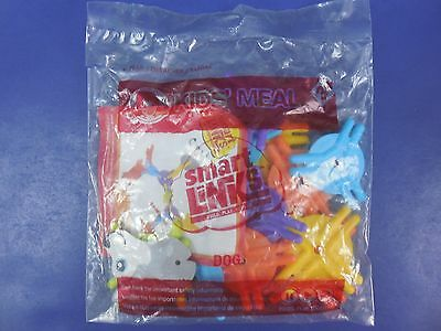2013 Wendy's Happy Meal Dog Smart Links Toy Build Play Repeat Construction Rare