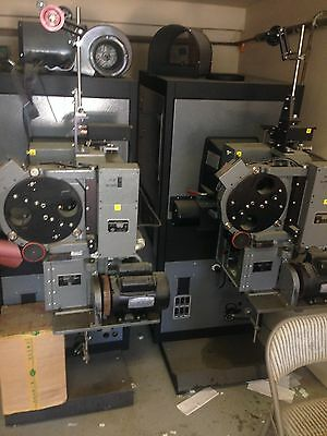 35mm Movie projectors and films