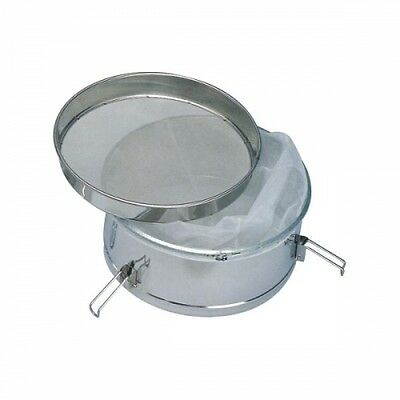 Filter Bag Stainless Diameter 50 with Prefilt for Honey Tank