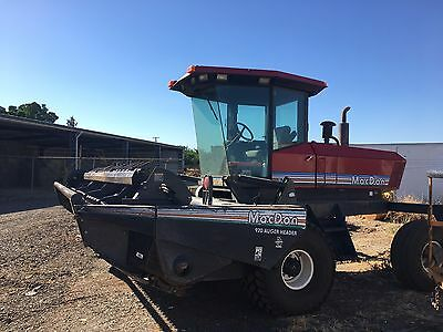 1999 Model MacDon 9300 Swathers Windrowers