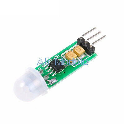 Mini HC-SR505 Infrared PIR Motion Sensor Precise Infrared Detector Module AM