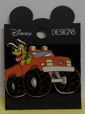 Disney Pin WDW Expedition: PINS Mystery Pin Collection - Pluto Only Pin LE900