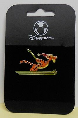 Disney Pin Disney Store USA Tigger on Skis Pin