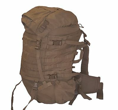 USMC FILBE Coyote complete Main Back Pack rucksack field pack system free shipin