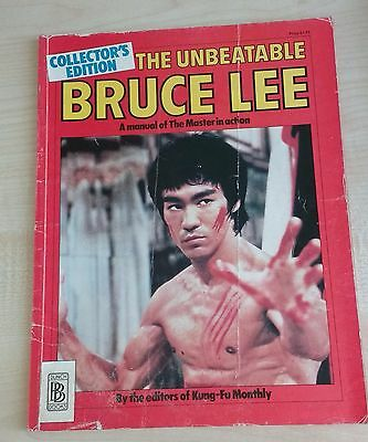 The Unbeatable Bruce Lee + Kung Fu Monthly 41, 42, 43 and 52