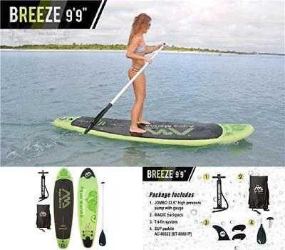 For Sale Wooden Paddle Canoe Kayak Board Sup Stand Up Wood Grips Accessories 4'