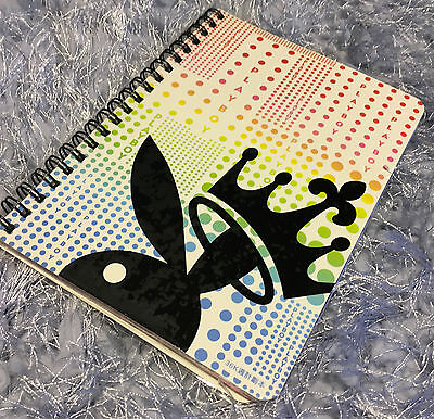 Lovely Playboy Weekly Schedule Book Travel Diary Journal Rabbit Bunny Memo Note