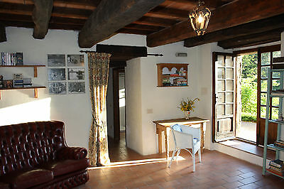 Tuscany Umbria Border Rural Retreat Dated 1688 In Ancient Hamlet Stunning Views