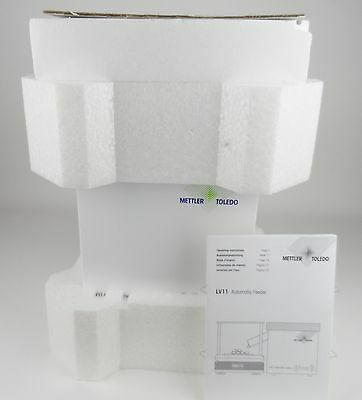 Mettler Toledo LV11 Automatic Feede with Localcan Interface Card and Cables