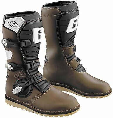 Gaerne Balance Pro-Tech Leather Motocross MX Riding Boots [Size 11]