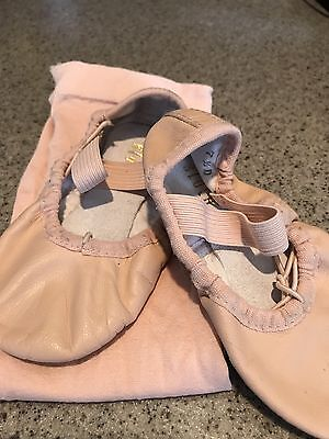 Ballet Shoes And Toddler Tights
