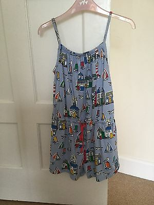 Girls mini boden all in one shorts playsuit age 9 10 8 for Mini boden germany