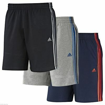 55b9835ca New Mens Jersey Adidas Shorts Knee Length BNWT Short Swimwear Sizes S and L
