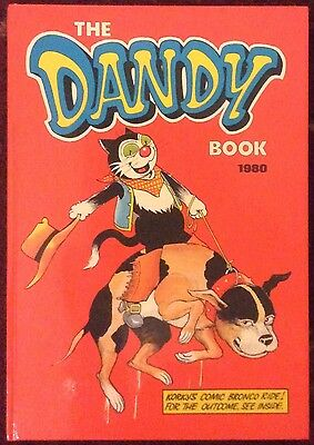 The Dandy Annual 1980 - Excellent - Beano