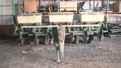 john deere 7000 six row corn planter 30 inch