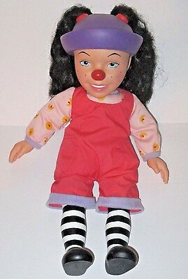 """Big Comfy Couch 18"""" Talking Loonette Doll 1996 Playmates"""