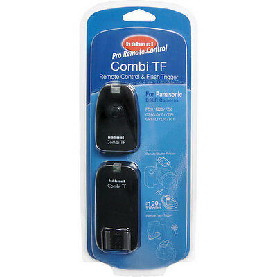 Hahnel Combi TF for Olympus/Panasonic - Wireless Remote Shutter Release