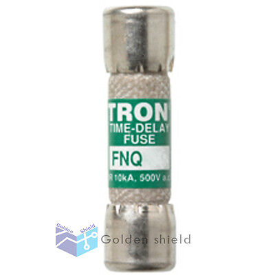 FNQ-25 25 Amp 500 Vac Time-delay Supplemental Fuses FNQ 25A 1PCS Bussmann