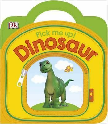 Pick Me Up! Dinosaur by Dk Board Books Book