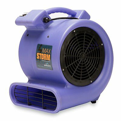 Air Mover Dryer Blower Carpet Floor Fan Cleaning Schools Bathrooms Business