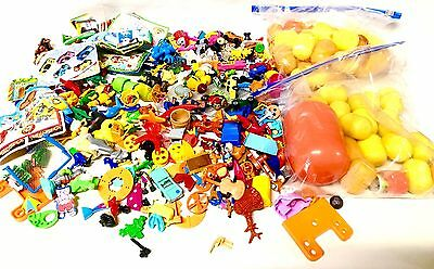 KINDER SURPRISE EGGS TOYS HUGE LOT •Collectibles, Figures, Puzzles ++•