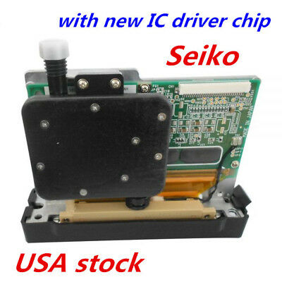 US Stock-Original Seiko SPT-510 / 35pl Printhead with New IC Driver High Quality