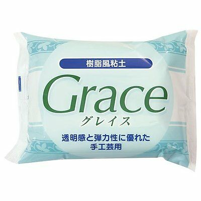 Nisshin associates Glace  Resin style Clay 200g From Japan F/S