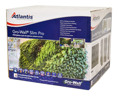 Atlantis Gro-Wall Slim Pro Kit - New Design