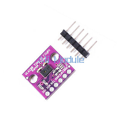 New VL6180X Time-of-Flight Distance Sensor Carrier with Voltage Regulator AM