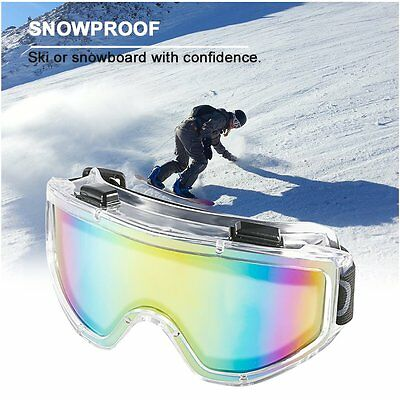 Safety Protective Glasses Motorcycle Goggles Windproof Glasses Impact Esistant O