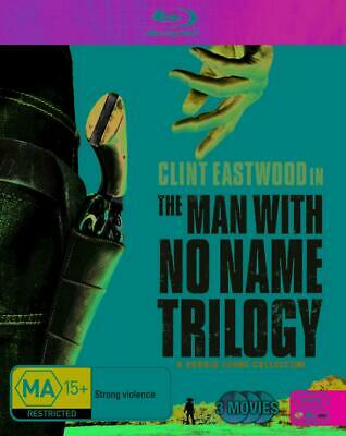Man With No Name Trilogy - BLR Region B Free Shipping!