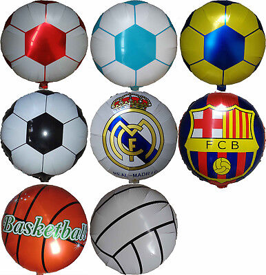 Soccer Basketball Volleyball Balloon Sports Event Party Supplies Decor Gift Toy