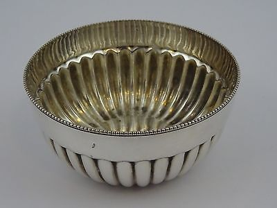 Mappin Webb Silver Plate Prince's Plate Bowl Jelly Mould?