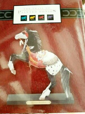 WARRIOR BROTHERS RETIRED 2010 NEW Trail Painted Ponies