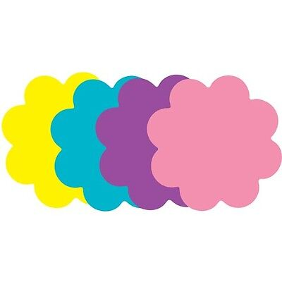 Flower Construction Paper Cut-Outs by Artistic Creations  - Large