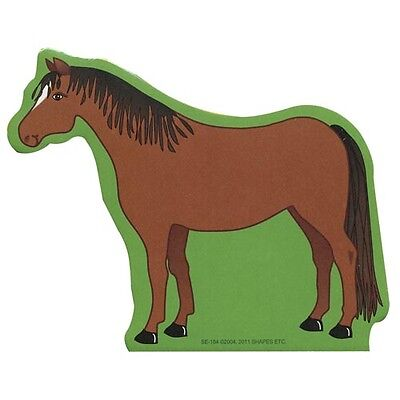 Creative Shapes Horse Notepad