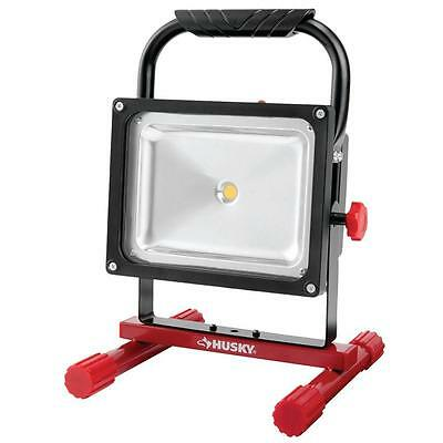 NEW Husky 5 ft. 1,500 Lumens Rechargeable LED Portable Work Light, 1001490445