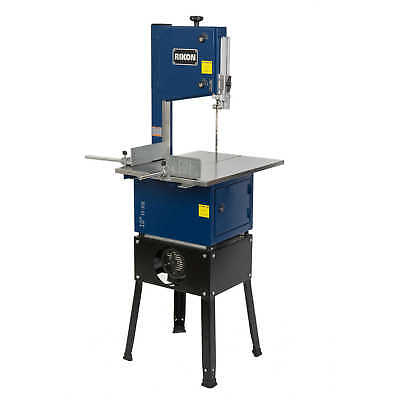 Rikon 10-308 10in. 3/4HP Meat Saw With Grinder