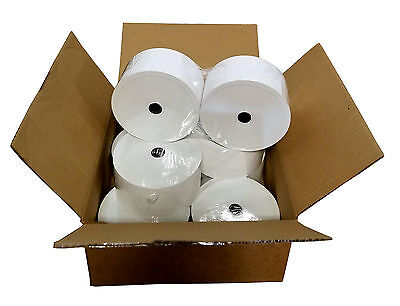 """Nautilus - Hyosung NH-2700CE Series 3 1/8"""" x 815' Heavy Thermal Paper (16 Rolls)"""