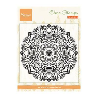 Marianne Design Clear Stamps Set - Mandala CS0988