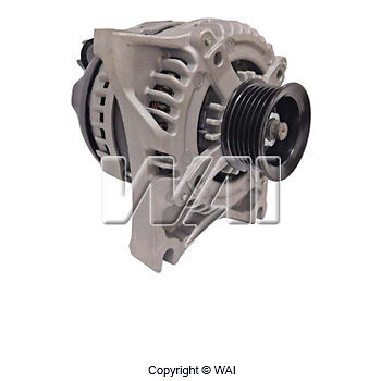 Alternator (11368) Fits 09-10 Ford F-150 4.6L-V8/135Amp/6-Groove Pulley