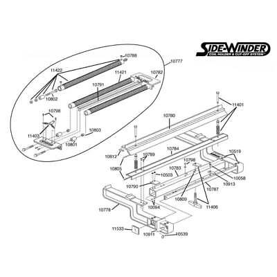 Tapco Mx Stand Replacement Parts