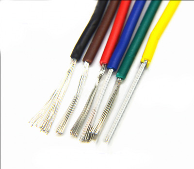 34/0.14TS 18AWG Stranded UL1015 Wire Auto Electrical Equipment Cable 600V RoHS