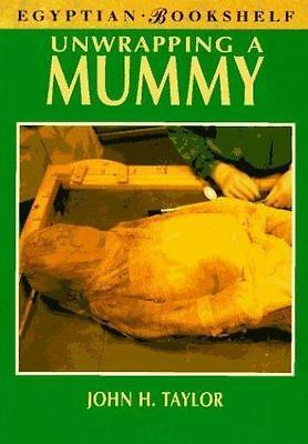 Unwrapping a Mummy: The Life, Death, and Embalming of Horemkenesi-ExLibrary