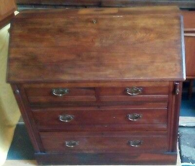 Large Antique Bureau