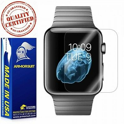Apple Watch 42mm Screen Protector Military Grade Shield HD Cover Slim Series 1/2