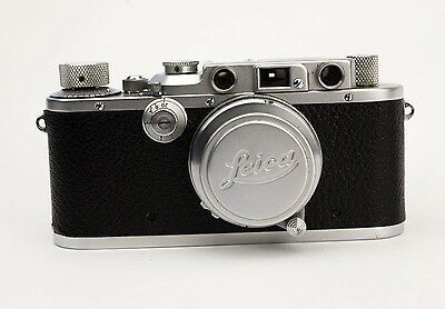 Leica III Replacement Cover - Laser Cut - Genuine Leather - Moroccan