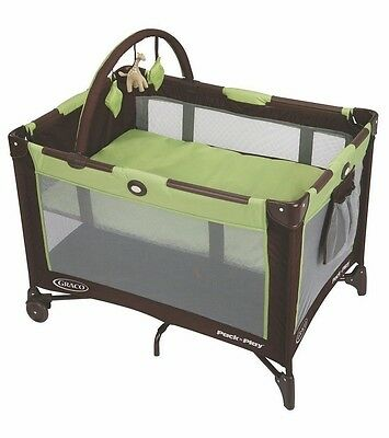Graco Pack 'n Play On the Go Playard, Twister, NEW!, TAX FREE!