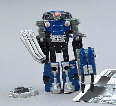 Transformers Movie CLOCKER complet Hasbro 2007 Scout
